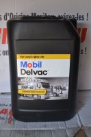 Масло моторное Mobil Delvac XHP Extra 10W-40, 20L