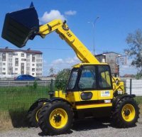 Telehandler CAT TH 62